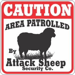 Attack Sheep