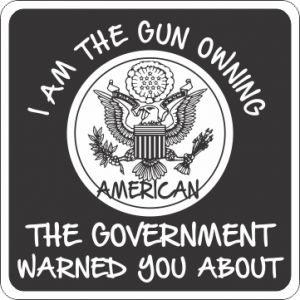 Gun Owning American