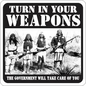 Turn In Weapons